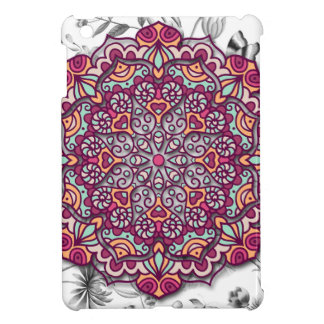 Floral Send it iPad Mini Cover