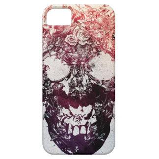 Floral Skull iPhone 5 Case
