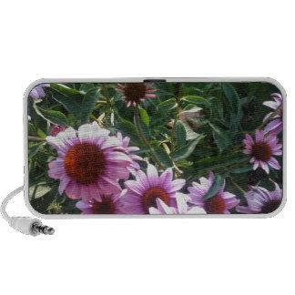 Floral Laptop Speakers