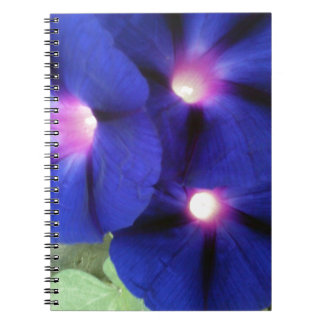 Floral Spiral Note Books