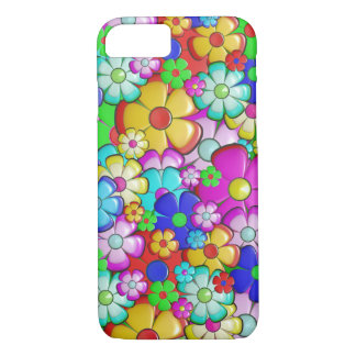 Floral spring iPhone 8/7 case