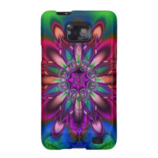 Floral Summer Fantasy Blackberry bold case