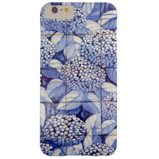 Floral tiles barely there iPhone 6 plus case