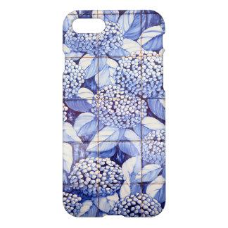 Floral tiles iPhone 8/7 case