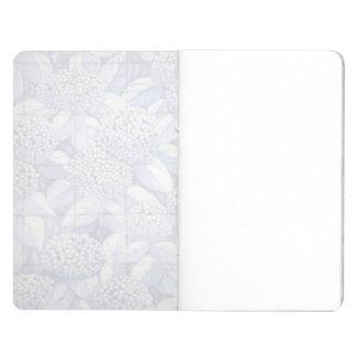 Floral tiles journal