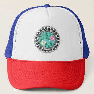 Floral Utopia Trucker Hat