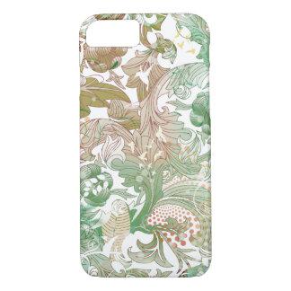 Floral Vintage Pattern iPhone 7 Case