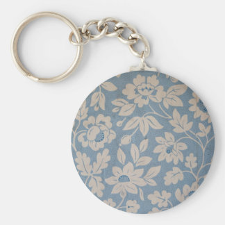 Floral Wall Key Ring
