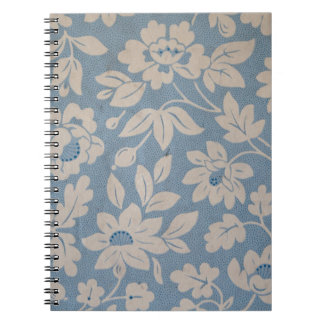 Floral Wall Notebook