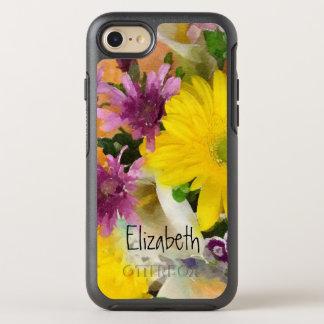 Floral Watercolor OtterBox Symmetry iPhone 8/7 Case