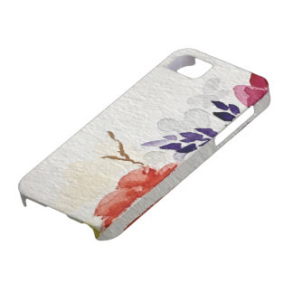 Floral Watercolor Phone Case