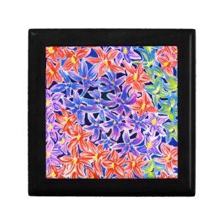 Floral Watercolour Gift Box