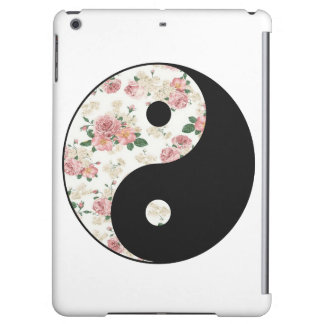 Floral Yin and Yang