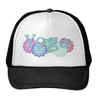Floral Yoga Cap