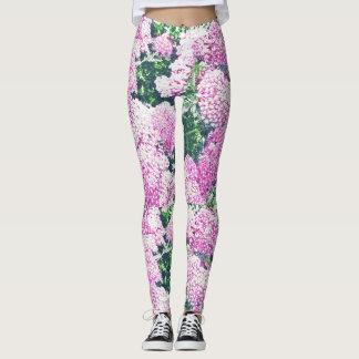 Floral Zing Leggings