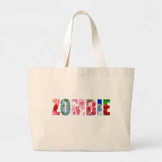 Floral Zombie Bags