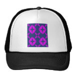 floralblue2.jpg trucker hat