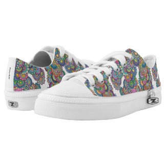 floralglory printed shoes