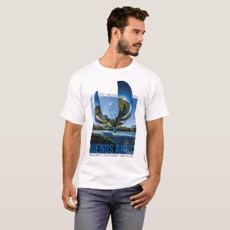 Floralis Genérica, Buenos Aires (Mens) T-Shirt