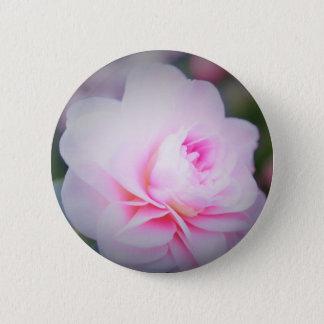 Florall Blush 6 Cm Round Badge
