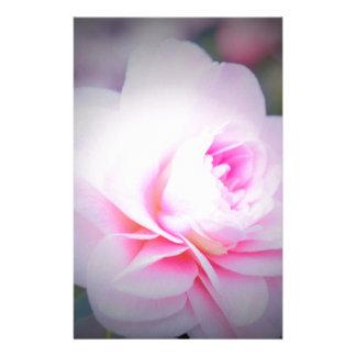 Florall Blush Stationery