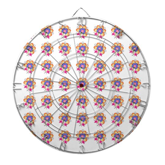 Florals Dart Boards