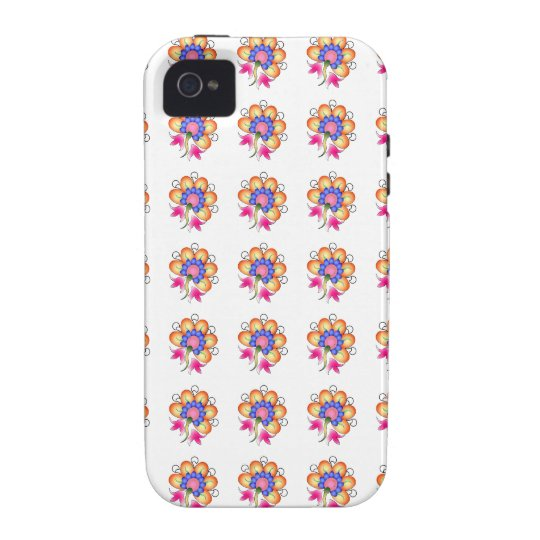 Florals iPhone 4/4S Case