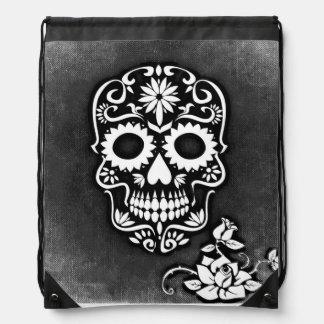 Floreal Skull Backpack