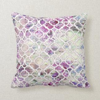 Florence Beautiful Blossom Cushion | Lilac