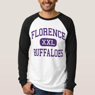 Florence - Buffaloes - High - Florence Texas T-Shirt