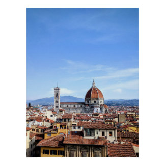 Florence Cathedral (Duomo di Firenze) Poster