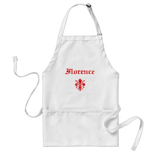 Florence City designs Apron