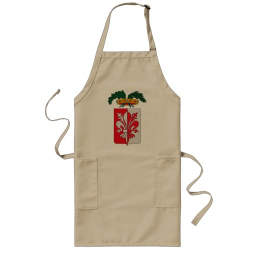 Florence Coat of Arms Apron