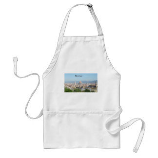 Florence Duomo from Michelangelo Square (new-St.K) Standard Apron
