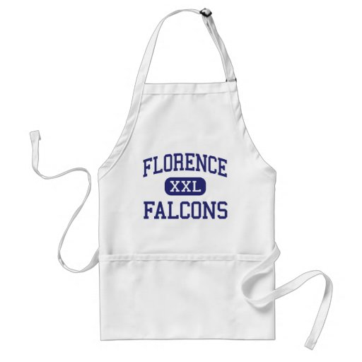Florence - Falcons - High - Florence Alabama Aprons
