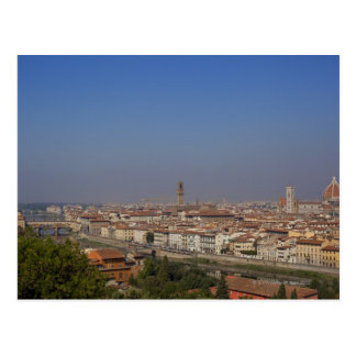 Florence from 'Piazzale Michelangelo' Postcard