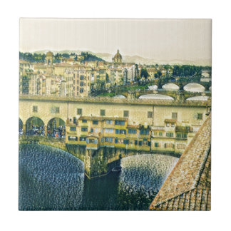 Florence in Art Ceramic Tile