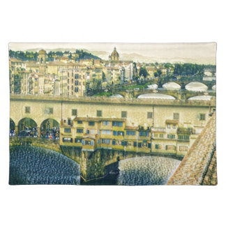 Florence in Art Placemat
