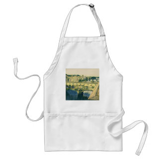 Florence in Art Standard Apron