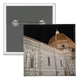 Florence, Italy 6 15 Cm Square Badge