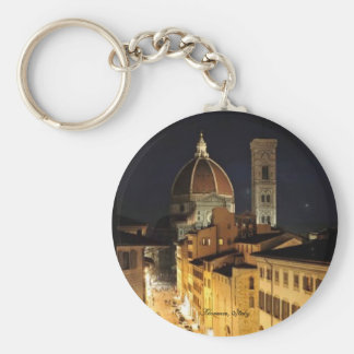 Florence italy Classic Keychain