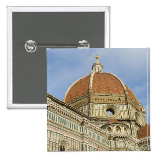 Florence Italy Duomo 15 Cm Square Badge