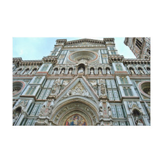Florence Italy Duomo Canvas Print