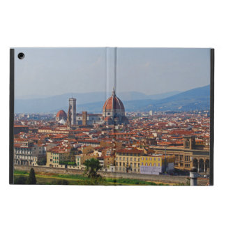 Florence Italy Duomo View iPad Air Covers