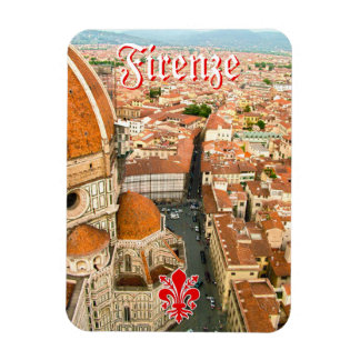 Florence, Italy  - Il Duomo di Firenze Magnet