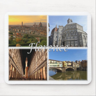 Florence Italy Mouse Pad