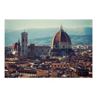 Florence,Italy Poster