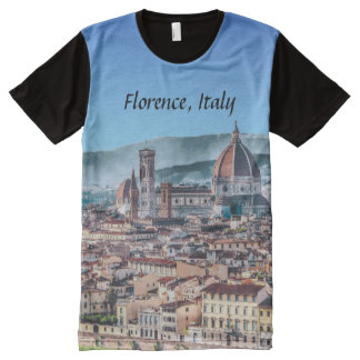 Florence, Italy shirt All-Over Print T-Shirt