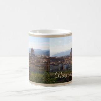 Florence Italy Travel Keepsake Coffee Mug