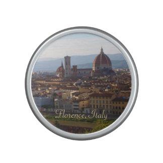 Florence Italy Travel Keepsake Gift Bluetooth Speaker